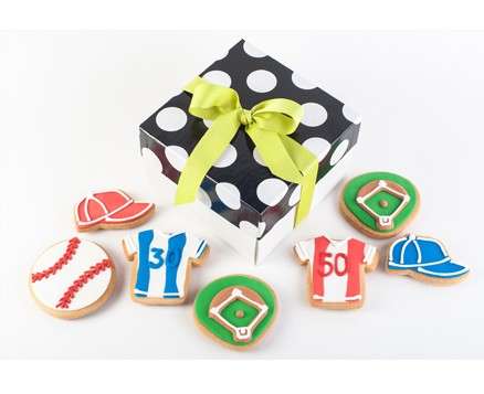 At the Ballpark Gift Box
