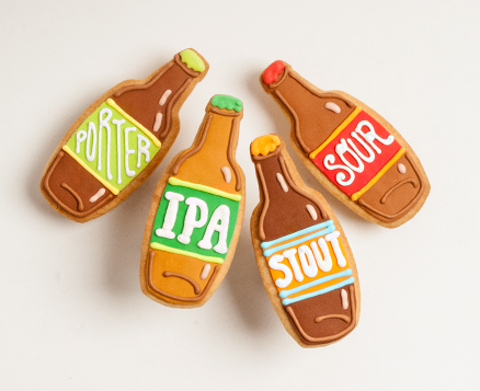 Beer Bottle Favors