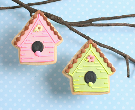 Bird House Favors