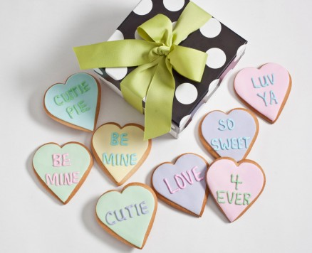 Conversation Hearts Gift Box