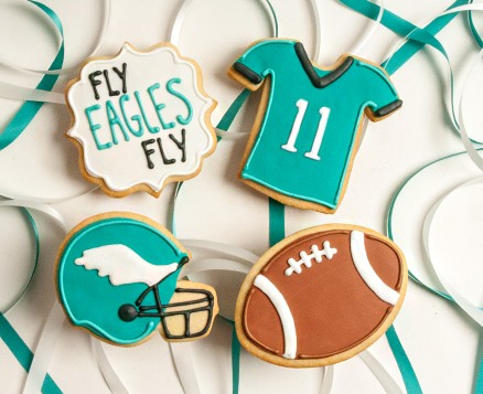 Fly Eagles Fly Favors