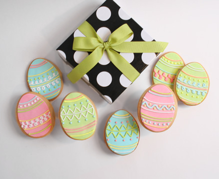 Easter Eggs Gift Box