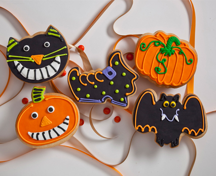 Favors: Assorted Halloween Favors