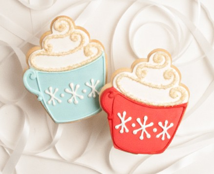 Hot Cup of Cocoa Favors