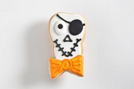 Favors: Fancy Skull