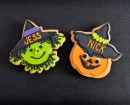 Personalized Witch & Pumpkin