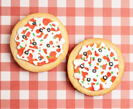 Pizza Party Favors