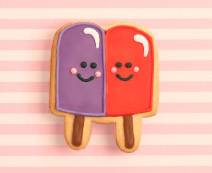 Popsicle Pair Favors