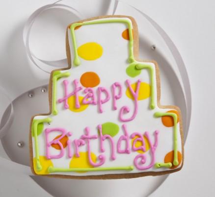 Quinn Birthday Cake