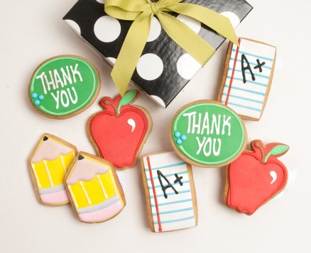 Teacher Thank You Gift Box