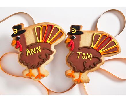 Personalized Turkey