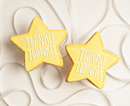 Twinkle Twinkle Little Star Favors