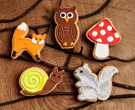 Woodland Critter Favors