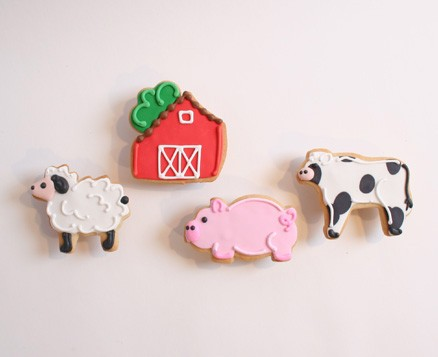 Farm Friends Favors