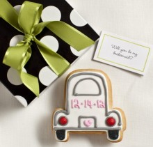Gift: Save the Date Car