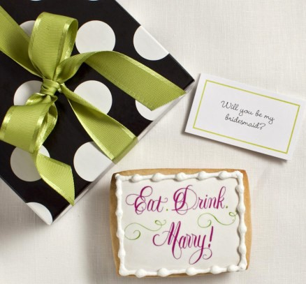 Gift: Eat, Drink, Marry!