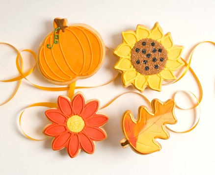 Autumn Garden Favors