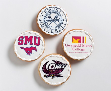 School Logo Favors