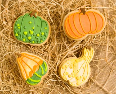 Autumn Gourd Favors