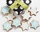 Winter Snowflakes Gift Box