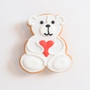 Valentine Teddy Bear favors