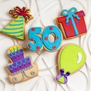 Birthday Celebration Favors