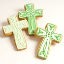 St. Patrick's Day Celtic Cross Favors
