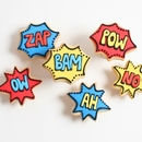 Comic Word Favors