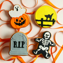 Haunted Graveyard Favors
