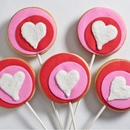 Heart Lollipop Favors