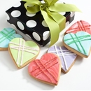 Heart Stripes Gift Box