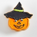 Favors: Pumpkin Witch