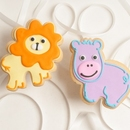 Lion & Hippo Favors