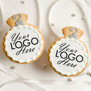 Ornament Favors with YOUR Logo or Photo