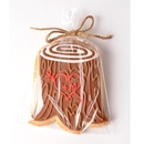 Young Love's Tree Stump Favors