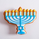 Hanukkah Menorah Favors
