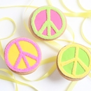 Peace Sign Favors