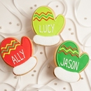 Personalized Mitten Favors