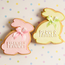 Personalized Easter Bunny Favors