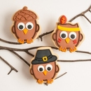 Thankful Owl Favors