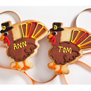 Personalized Turkey