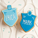 Hanukkah Personalized Dreidel Favors