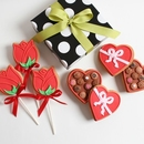 Chocolates & Roses Gift Box