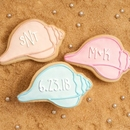Customized Sea Shell Favors