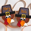 Personalized Turkey Pilgrim