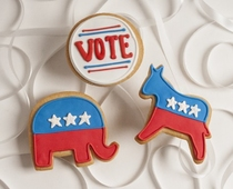 Voting Party Favors